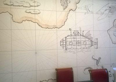 Hall dell'Hotel Stella del mare a Chiavari (3)