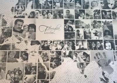 Si possono creare immagini da parete con le vostre foto. (6)
