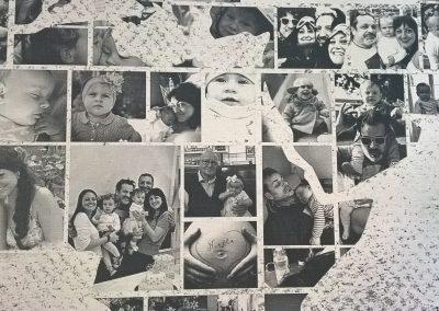 Si possono creare immagini da parete con le vostre foto. (8)